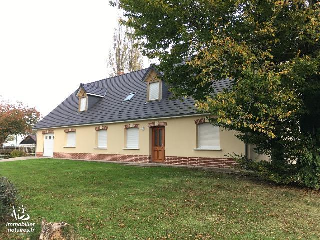 Vente - Maison - Poix-de-Picardie - 205.00m² - 5 pièces - Ref : POU-23