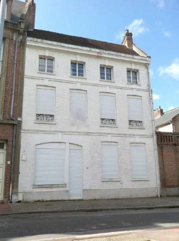 Vente - Maison - Abbeville - 220.00m² - 8 pièces - Ref : 0019
