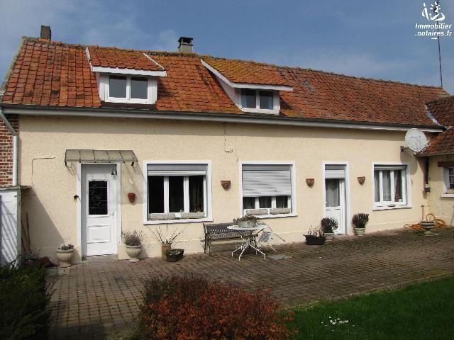 Vente - Maison / villa - ST RIQUIER - 100 m² - 4 pièces - 0328
