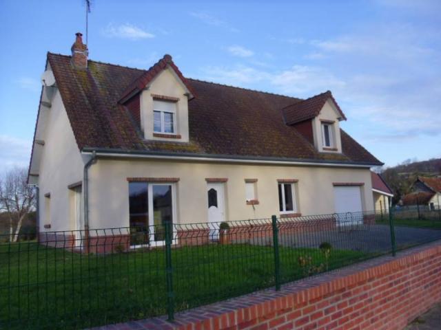 Vente - Maison / villa - BOUVAINCOURT SUR BRESLE - 150 m² - 8 pièces - 940