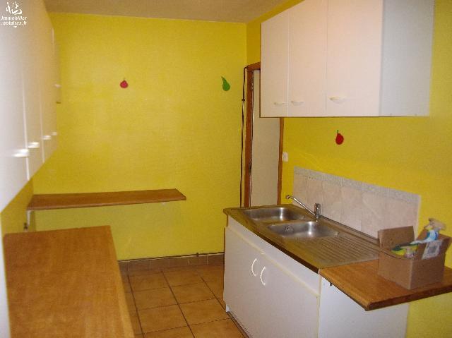 Location - Maison - Thennes - 62.55m² - 3 pièces - Ref : R80085/249