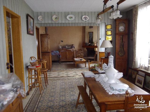 Vente - Maison - Moreuil - 128.00m² - 6 pièces - Ref : 80085/264
