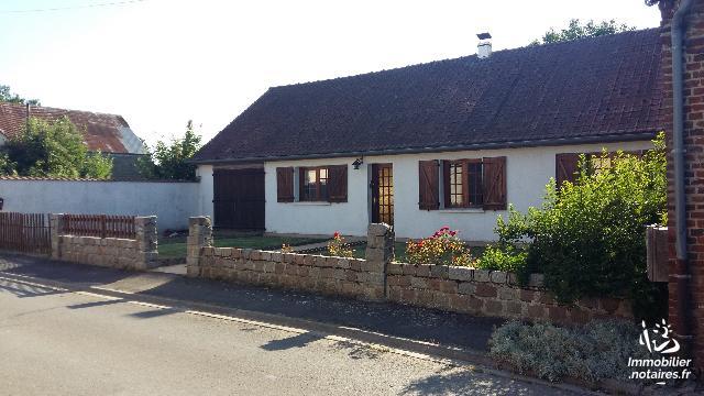 Vente - Maison / villa - LE QUESNEL - 91 m² - 4 pièces - HAN0010