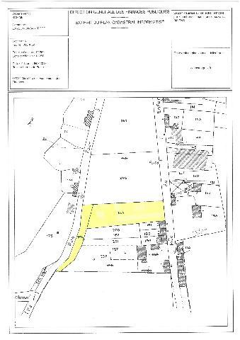 Vente - Terrain - CAYEUX EN SANTERRE - 2560 m² - 517
