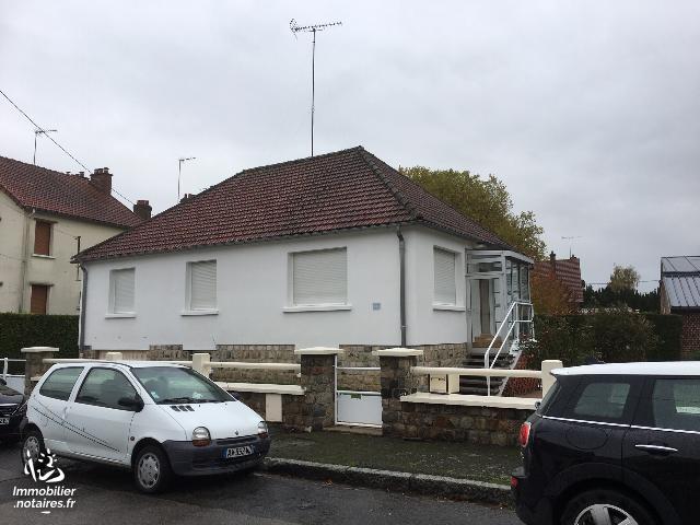Vente - Maison - Péronne - 75.00m² - 5 pièces - Ref : 891