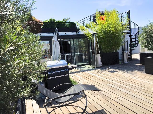 Vente - Appartement - RUEIL MALMAISON - 153 m² - 6 pièces - C 42