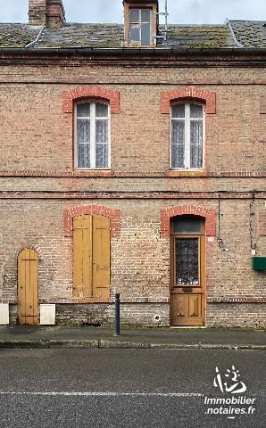 Vente - Maison - Abbeville - 33.00m² - 4 pièces - Ref : 80114-25022020