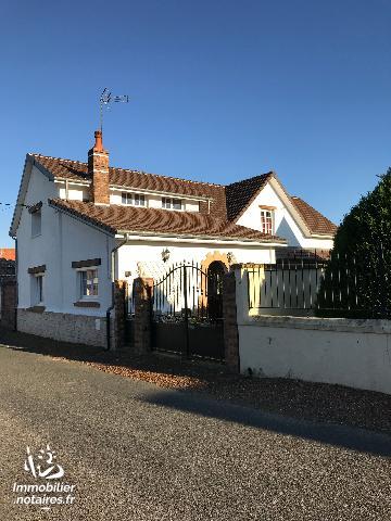 Vente - Maison - Saigneville - 174.00m² - 5 pièces - Ref : 80114-14122018