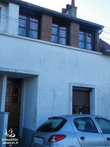 Vente - Maison - Friville-Escarbotin - 65.00m² - 3 pièces - Ref : 80116-268