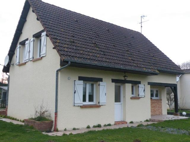 Vente - Maison - Woignarue - 106.00m² - 5 pièces - Ref : 80116-269