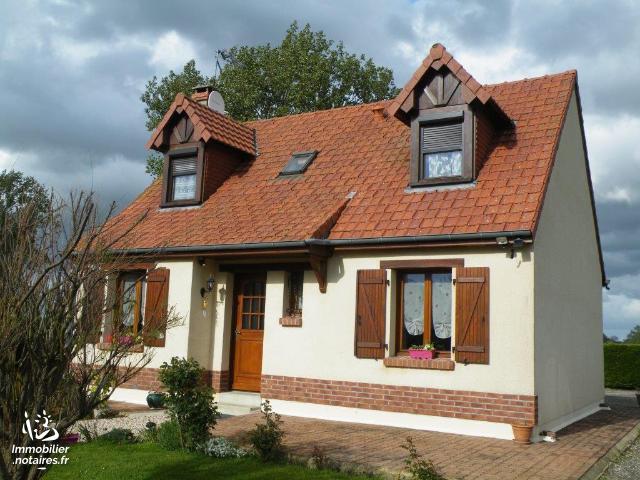 Vente - Maison - Friville-Escarbotin - 73.00m² - 4 pièces - Ref : 80116-338