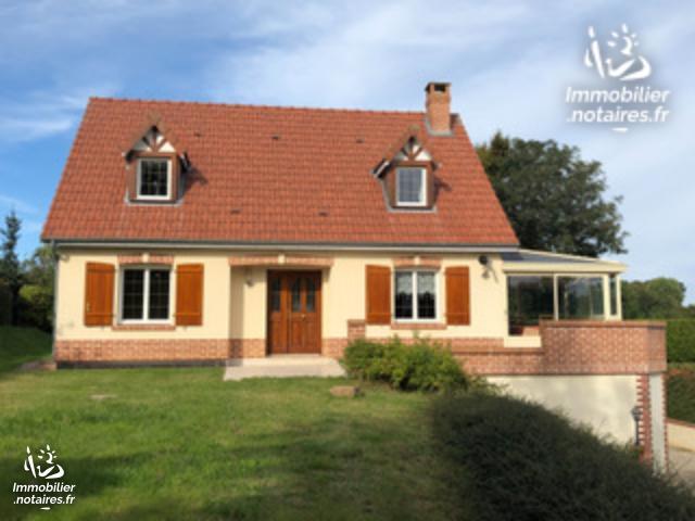 Vente - Maison - Friville-Escarbotin - 125.00m² - 5 pièces - Ref : 80116-339