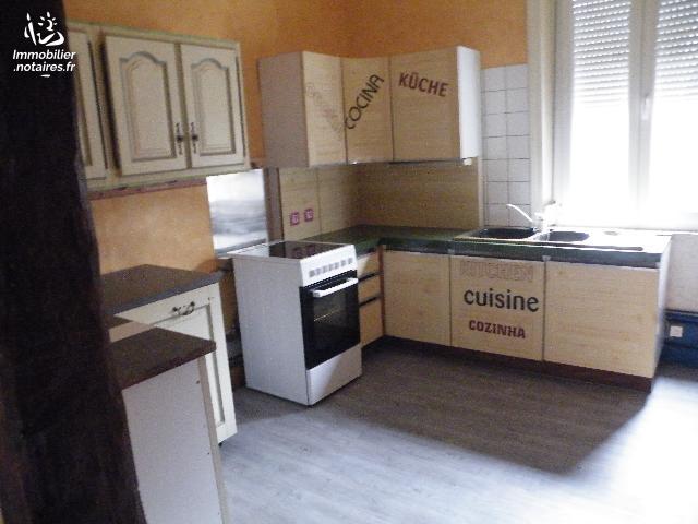 Location - Appartement - Friville-Escarbotin - 3 pièces - Ref : 80116-02