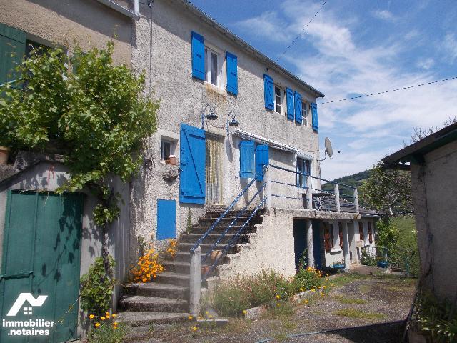 Vente - Maison - Vabre - 100.0m² - 4 pièces - Ref : 104378