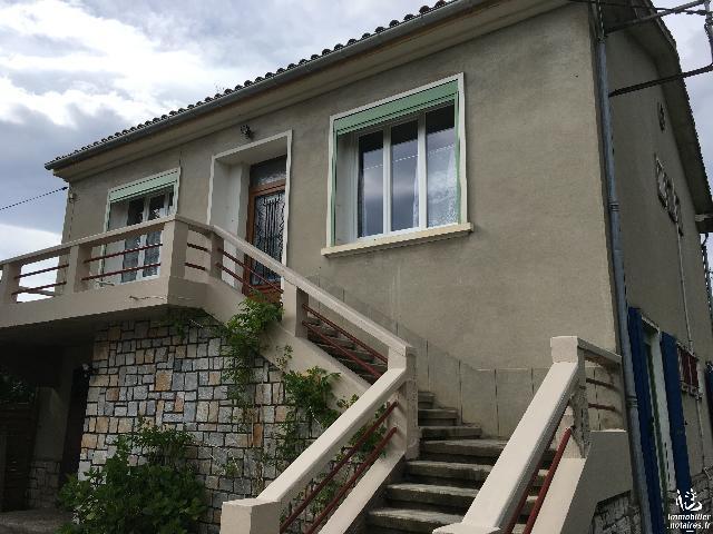 Vente - Maison - Castres - 119.00m² - 8 pièces - Ref : CASTRES