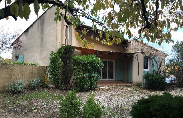 Vente Notariale Interactive - Maison - Carpentras - 90.00m² - 4 pièces - Ref : 587