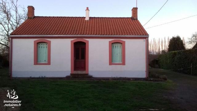 Vente - Maison - Mareuil-sur-Lay-Dissais - 70.00m² - 4 pièces - Ref : sg mout2