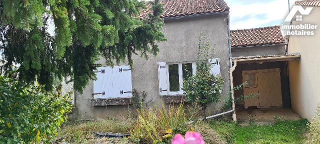 Vente - Maison - Nalliers - 75.0m² - 4 pièces - Ref : 85044/0015