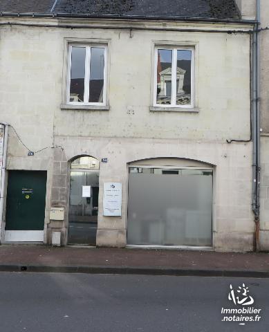 Vente - Immeuble - Châtellerault - 28.0m² - Ref : 2020 109-547