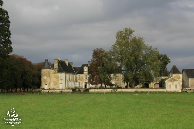 Vente - Maison - Saint-Genest-d'Ambière - 610.0m² - 18 pièces - Ref : 2020-112-5986