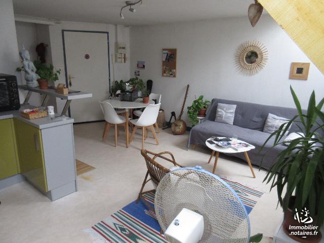 Vente - Appartement - Vagney - 45.92m² - 3 pièces - Ref : V6752