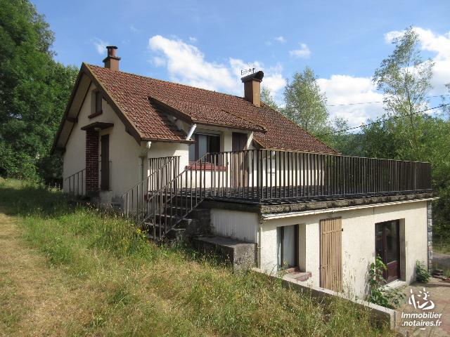 Vente - Maison - Saulxures-sur-Moselotte - 107.00m² - 6 pièces - Ref : SLX6753