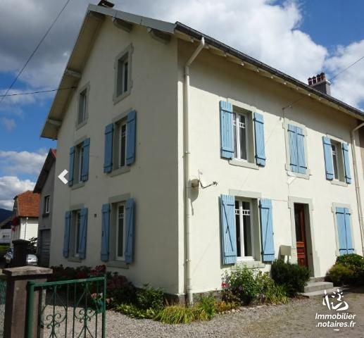 Vente - Maison - Thillot - 150.00m² - 6 pièces - Ref : 503159