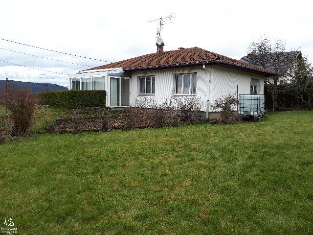 Vente - Maison - Corcieux - 78.00m² - 3 pièces - Ref : 14176