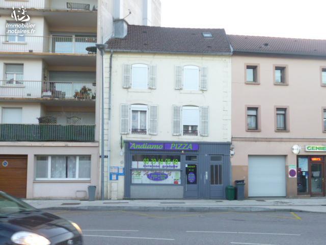 Vente - Maison - Remiremont - 155.00m² - 6 pièces - Ref : 19-111