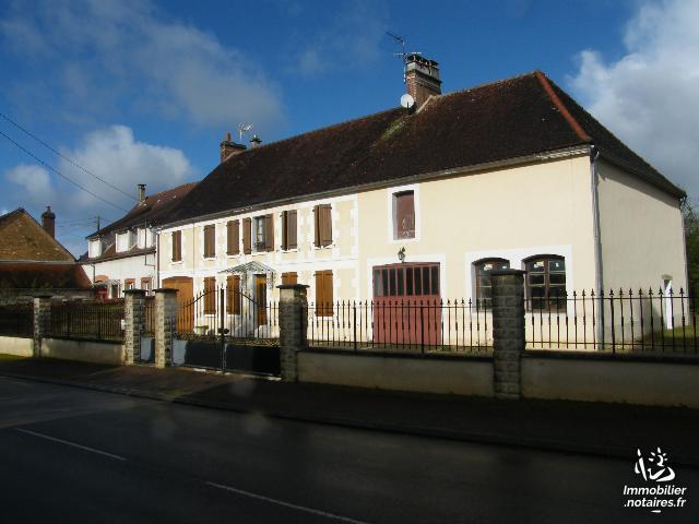 Vente - Maison - Héry - 162.00m² - 5 pièces - Ref : 19/24A
