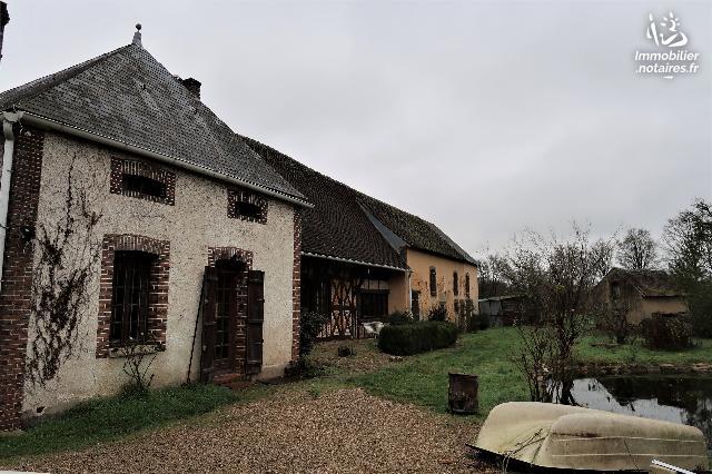 Vente - Maison - Tannerre-en-Puisaye - 167.00m² - 4 pièces - Ref : TAN-MIG1