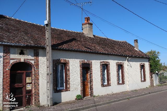 Vente - Maison - Champignelles - 91.00m² - 5 pièces - Ref : CHA HUC