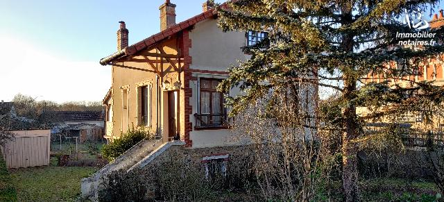 Vente - Maison - Charny Orée de Puisaye - 106.30m² - 4 pièces - Ref : 20