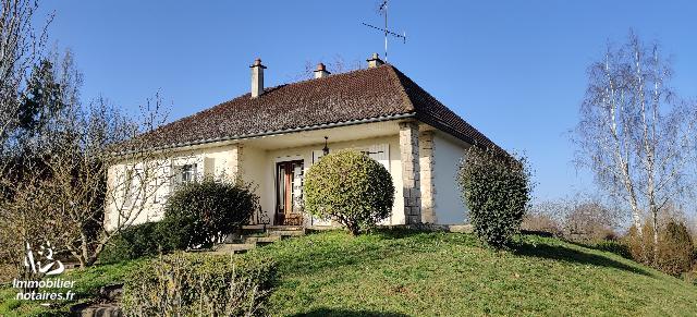 Vente - Maison - Charny Orée de Puisaye - 83.30m² - 4 pièces - Ref : 16