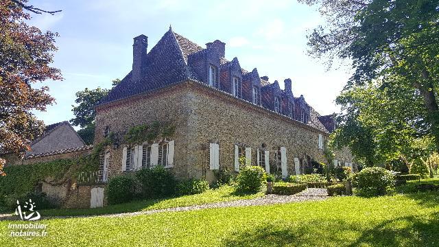 Vente - Maison - Sépeaux-Saint Romain - 551.30m² - 24 pièces - Ref : 06