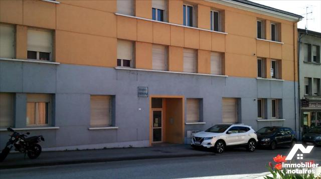 Vente - Appartement - Pont-d'Ain - 2 pièces - Ref : 01003-928427
