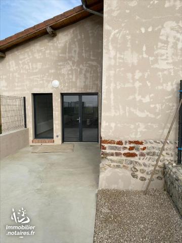 Location - Maison - Dompierre-sur-Chalaronne - 85.00m² - 4 pièces - Ref : 01064-283719