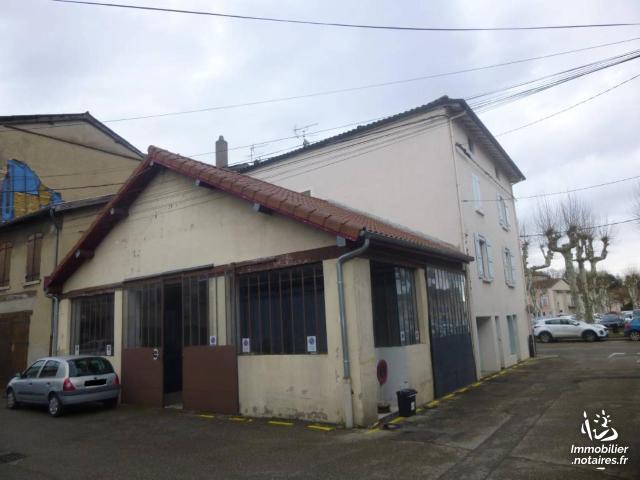 Vente - Maison - Châtillon-sur-Chalaronne - 89.00m² - 1 pièce - Ref : 01064-357941