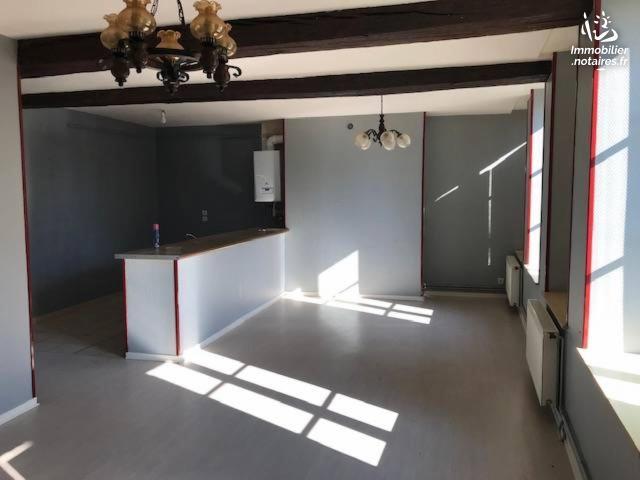 Location - Appartement - Marle - 59.00m² - 3 pièces - Ref : 02003-364516