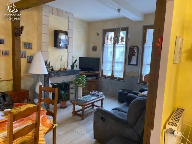 Vente - Maison - Laon - 104.00m² - 5 pièces - Ref : 02003-377471
