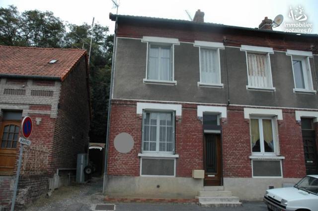Vente - Maison - Laon - 93.00m² - 5 pièces - Ref : 02005-358115
