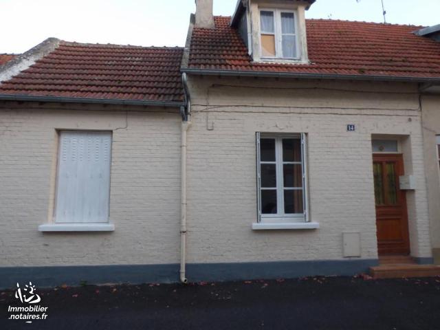 Vente - Maison - Fère - 52.00m² - 4 pièces - Ref : 02018-352284