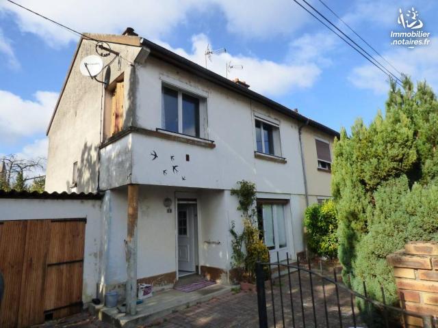 Vente - Maison - Beautor - 77.00m² - 5 pièces - Ref : 02018-352693