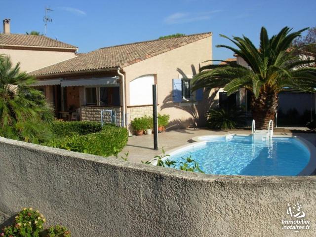 Vente - Maison - Agde - 153.34m² - 5 pièces - Ref : 02048-354113