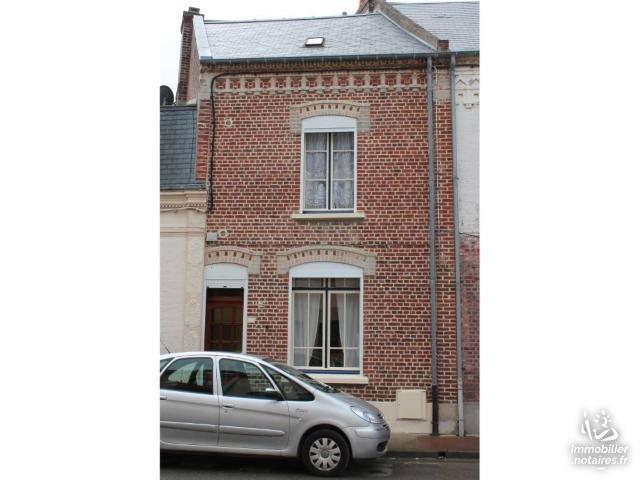 Vente - Maison - Cayeux-sur-Mer - 55.00m² - 4 pièces - Ref : 02048-372339