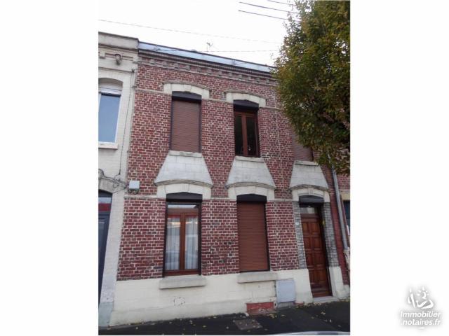 Vente - Maison - Saint-Quentin - 150.00m² - 8 pièces - Ref : 02048-377497