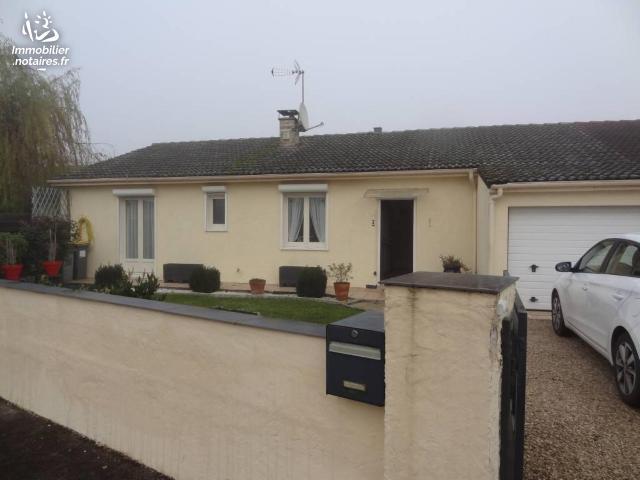 Vente - Maison - Gauchy - 111.00m² - 5 pièces - Ref : 02048-377812