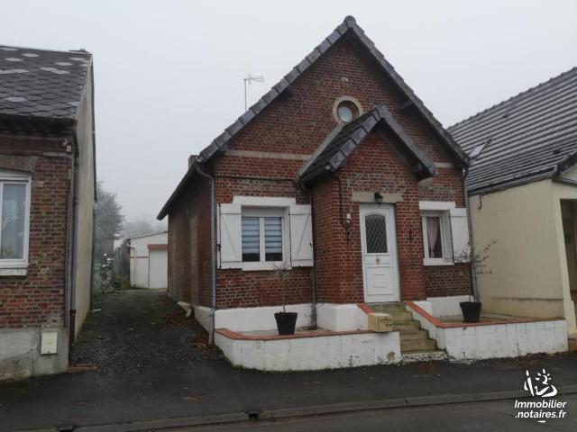 Vente - Maison - Seraucourt-le-Grand - 90.00m² - 3 pièces - Ref : 02048-377795