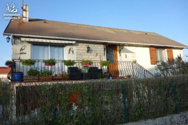 Vente - Maison - Lehaucourt - 65.00m² - 3 pièces - Ref : 02048-377243