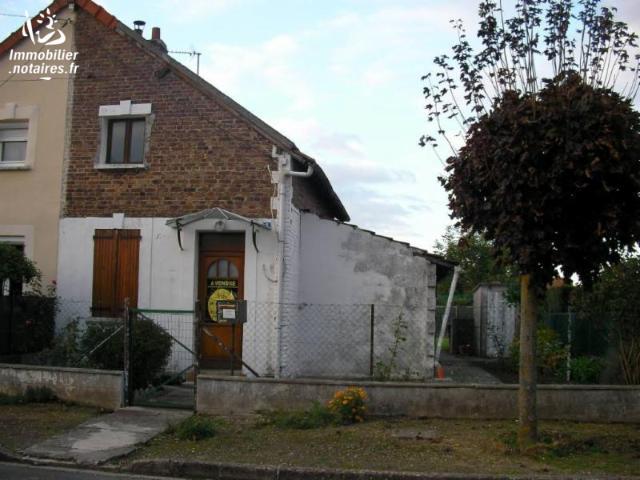 Vente - Maison / villa - MONTESCOURT LIZEROLLES - 50 m² - 4 pièces - PL 306